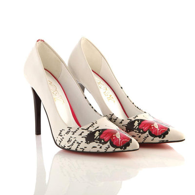 Butterfly Heel Shoes STL4009