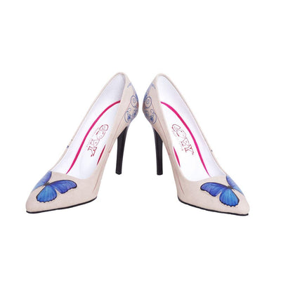 Butterfly Heel Shoes STL4020