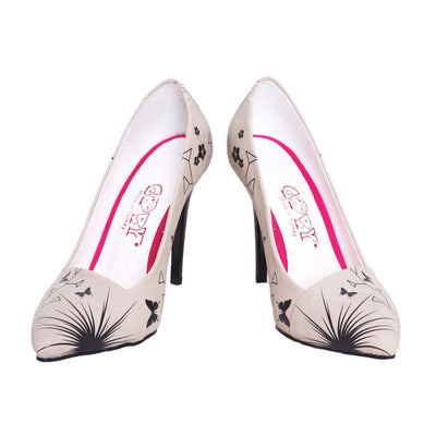 Butterfly Heel Shoes STL4302