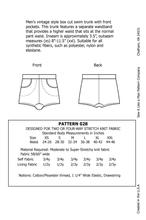 Load image into Gallery viewer, Men's Box Cut Swim Trunk w/ Pockets, Waistband Sewing Pattern MAIL