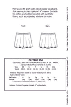 Load image into Gallery viewer, Men's Easy Short with Pockets PDF