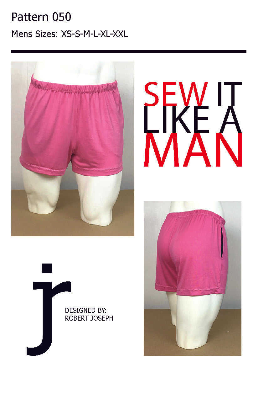 Men's Easy Short with Pockets PDF