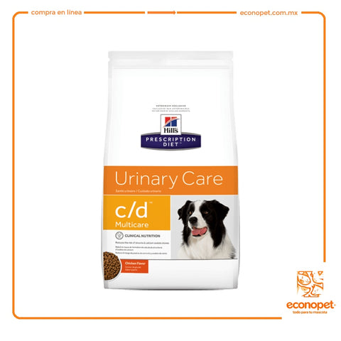 CANINE C /D URINARY 3.8KG