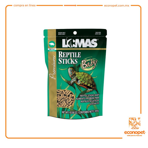 REPTILE STICKS BABY 300GR