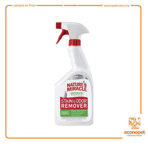 REMOVEDOR MANCHAS Y OLORES 946ML SPRAY GATO