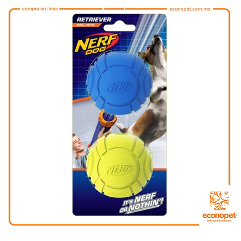 "2.5"" TPR Translucent Sonic Ball - 2-Pack"