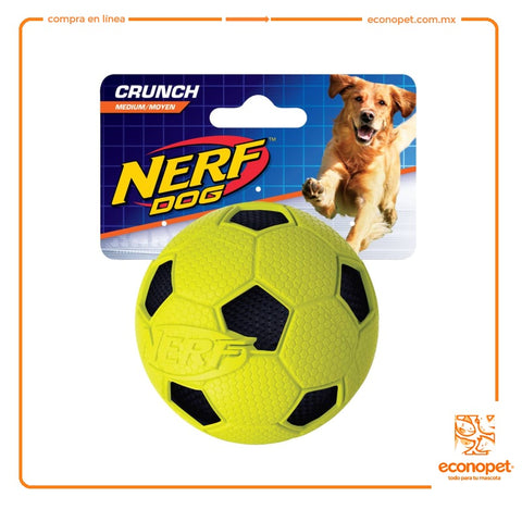 "3"" - MEDIUM Soccer  Crunch Ball"