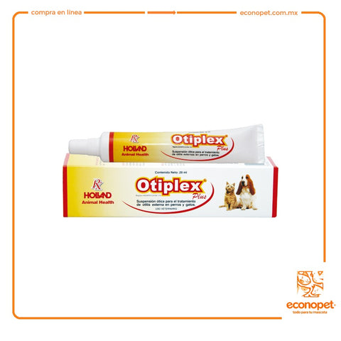 OTIPLEX PLUS 20ML SUSPENSION OTICA