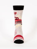 Pick Up Truck Men's Crew Socks