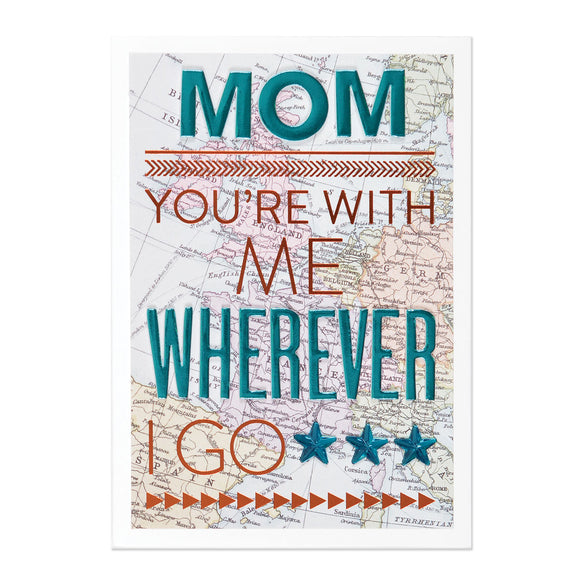 Your Love Guides Me Mother's Day Card