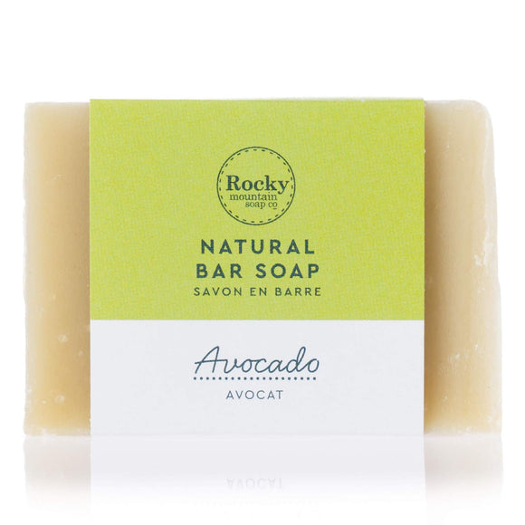 Avocado Soap - Facial Bar