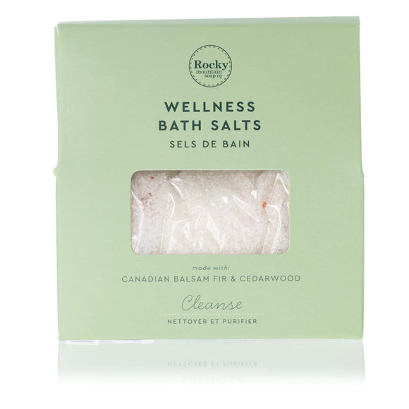 Cleanse Bath Salts Envelope