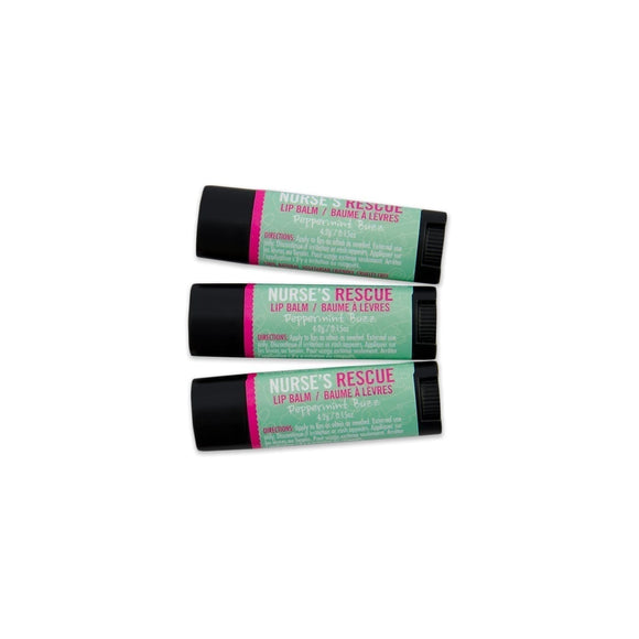 Nurse's Rescue Lip Balm