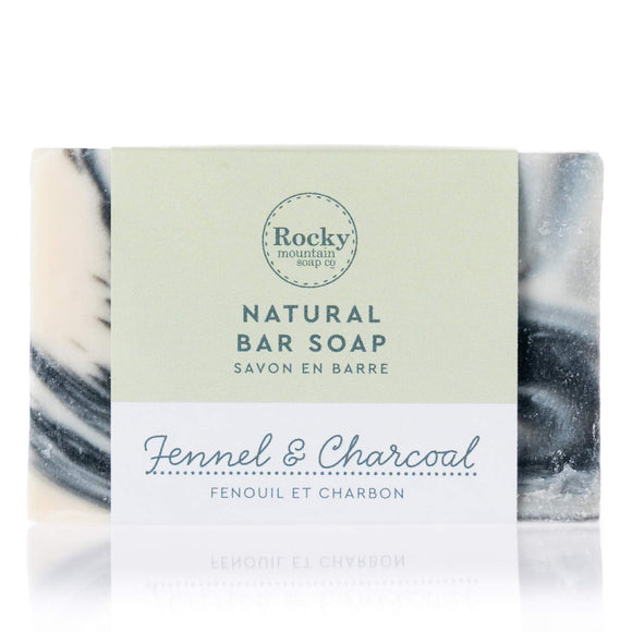 Fennel & Charcoal Soap