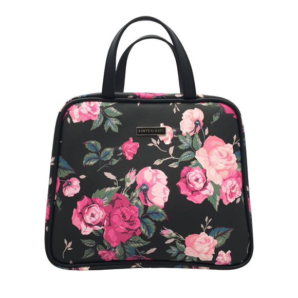 Getaway Toiletry Bag Rose Luxe