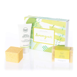 Lemongrass Love Gift Set