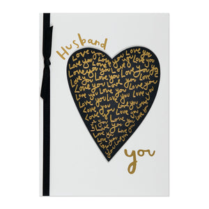 Husband Love You Card