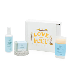 Love your Feet Gift Set