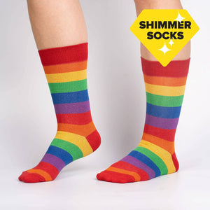 March With Pride Women's Crew Socks