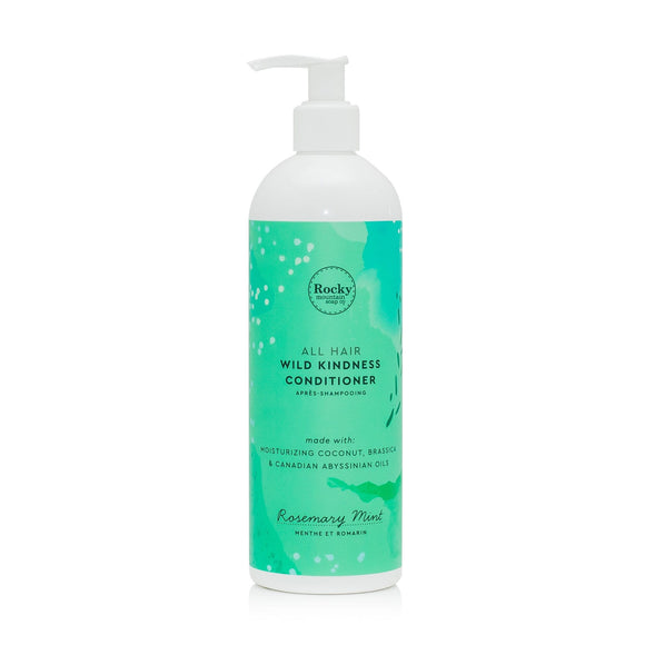 All Hair Natural Conditioner - Rosemary & Mint