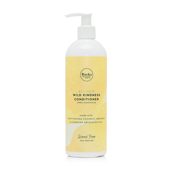 All Hair Natural Conditioner - Scent Free