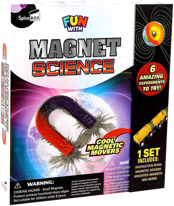 Fun With Magnet Science Kit