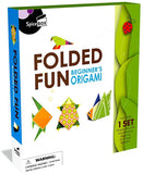 Folded Fun - Beginner's Origami Kit
