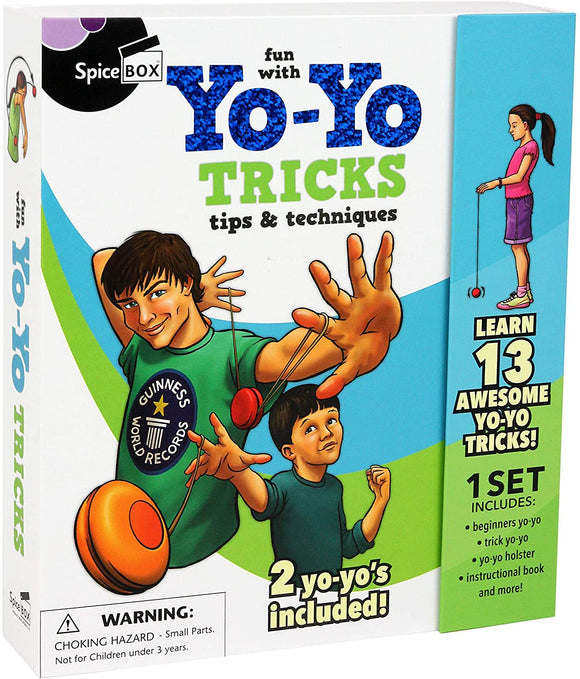 Fun With Yo-Yo Tricks Kit
