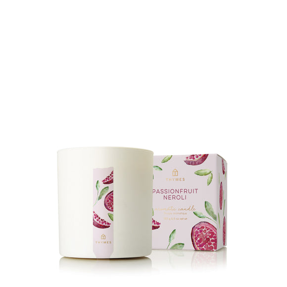 Thymes Passionfruit Neroli Aromatic Candle