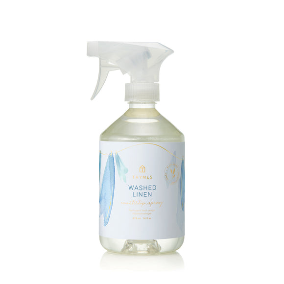 Thymes Washed Linen Countertop Spray All-Purpose Cleaner