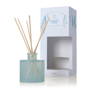 Thymes Washed Linen Fragrance Reed Diffuser