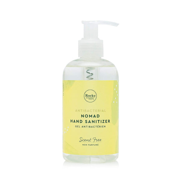 Scent Free Nomad Hand Sanitizer
