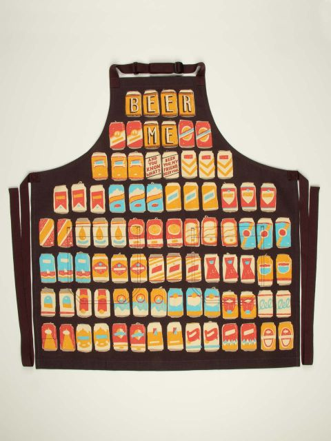 Beer Me. And You Know What? Beer You, My Friend Apron