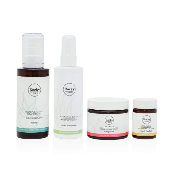 Complete Transformative Skin Care Set