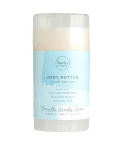 Vanilla Candy Cane Body Butter
