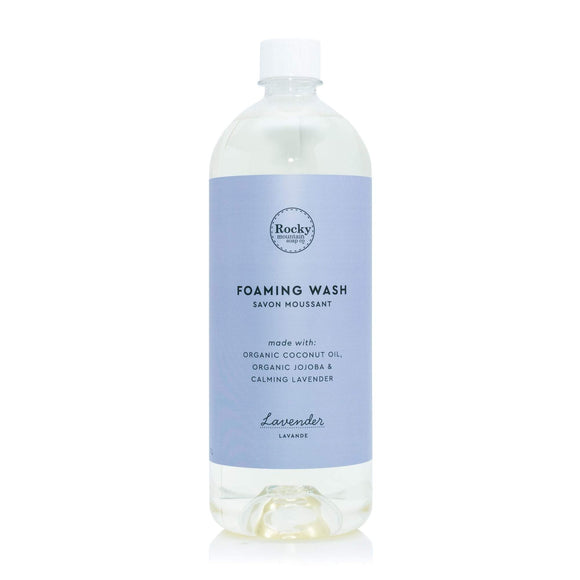 Lavender Foaming Wash Refill