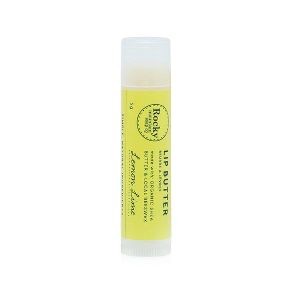 Lemon Lime Lip Butter