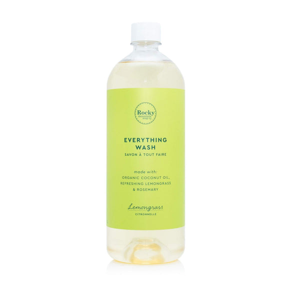 Lemongrass Everything Wash Refill