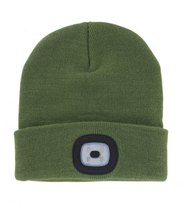 USB Rechargeable LED Toque [4 colors]
