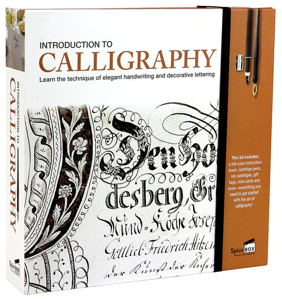 Introduction To Calligraphy Gift Box