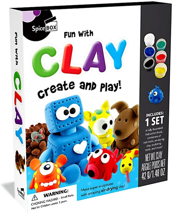 Clay Creations Kit
