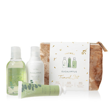 Eucalyptus Value Gift Set With Beauty Bag