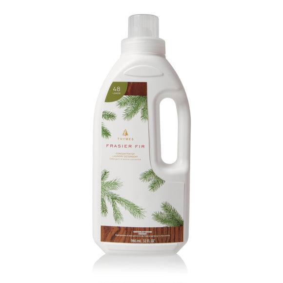 Thymes Frasier Fir Concentrated Laundry Detergent