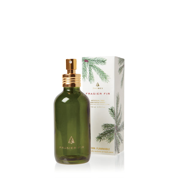 Thymes Frasier Fir Home Fragrance And Artificial Tree Spray