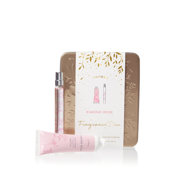 Kimono Rose Fragrance Duo Value Gift Set