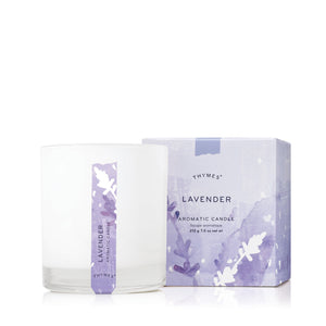 Thymes Lavender Aromatic Candle