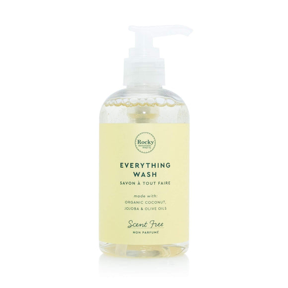 Scent Free Everything Wash 240ml