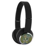 Roadrunners Retro Mascot Beebop Headphones