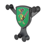 Roadrunners Retro Mascot Gravitis Wireless Car Charger