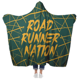Roadrunners Nation Hooded Blanket